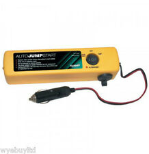 Emergency breakdown 12v auto jump start charger car flat battery jump leads