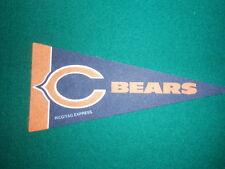 CHICAGO BEARS  NFL LICENSED MINI PENNANT, NEW