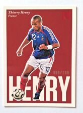 2017 Panini Nobility Soccer Red Thierry Henry #96/199