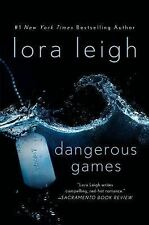 Tempting Navy SEALs: Dangerous Games 1 by Lora Leigh (2014, Paperback)