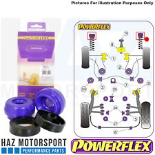 Powerflex 2X Delante Soporte Parte Superior Arandela Poly Cojinete 10mm Audi /