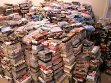 VHS VIDEOCASSETTE VARIE OTTIME CONDIZIONI.