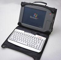 Portatile Mini Pc Bormann Touchscreen Test Pc Labornotebook con Borsa Esterno