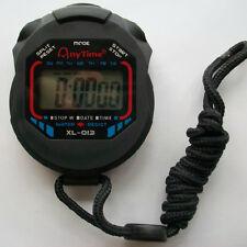 Lcd Digital Cronógrafo Deportivo Contador Cronógrafo Timer Odómetro Reloj