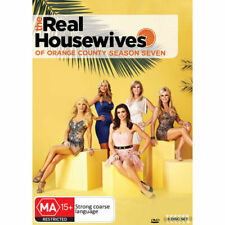 The Real Housewives Of Orange County : Season 7 (DVD, 6-Disc Set) NEW & SEALED