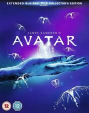 AVATAR Extended Collector's Edition James Cameron Sci-Fi 3 Disc Blu-ray *EXC*
