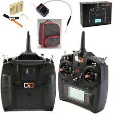 Spektrum DX6 6CH DSMX Transmitter w Radio Bag / Case + AR610 Receiver SPM6700