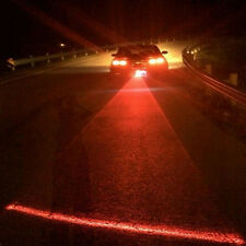 Car Tail Laser Fog Light Rear Anti-Collision Driving Safety Signal Warning Lamps