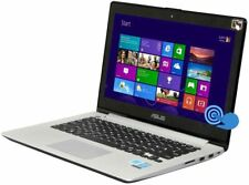 Asus 13.3in Touch Screen Laptop 2.6Ghz 4Gb 1Tb Webcam Win 10 Silver