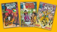 RARE: US Marvel Doctor Who comics. Just £4.50 each! New stock. % to charity do!