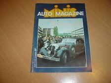 Minis Autos N°21 d'août 1977 Datsun 240 Z Bburago