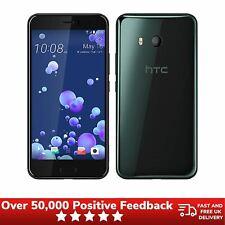 HTC U11 64GB Sbloccato 2017 Smartphone con Alexa-Nero Brillante