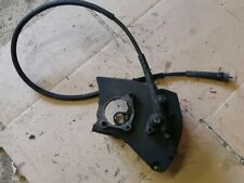 1991 HONDA VFR 750 RC36 >>> front sprocket cover speedo drive & cable