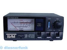 SWR PWR Meter Profi Stehwellenmessgerät Betriebsfunk Amateurfunk 140-525Mhz UHF