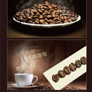 500g Premium Vietnam Coffee Beans Baking Charcoal Roasted Original Slimming Tea
