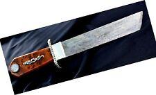 Custom Japanese style Tanto Gibeon Meteorite Dagger,  RARE!!!, REDUCED PRICE!!!!