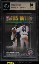 2016 Topps Now Chicago Cubs Anthony Rizzo #497 BGS 10 PRISTINE