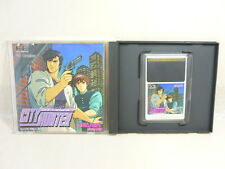 CITY HUNTER Item REF/bbc PC-Engine Hu Grafx PCE Import JAPAN Video Game pe