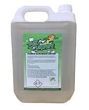 Power Scrubber Dryer Fluid Heavy Duty Low Foam Alkaline Floor Cleaner - 5L