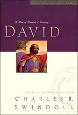 Great Lives: David : A Man of Passion and Destiny 1 by Charles R. Swindoll...
