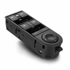Electric Master Window Control Switch Button For Vauxhall Opel Astra H Zafira