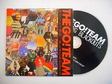 THE GO! TEAM : ROLLING BLACKOUTS ♦ CD ALBUM PORT GRATUIT ♦