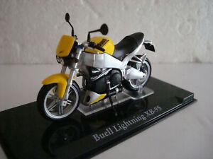 BUELL Lightning  XB 9 S  2002 Gelb  Topmodell  1:24
