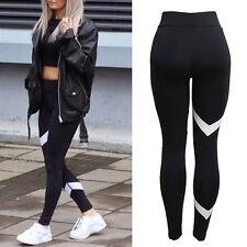 Women Butt Lift Compression Leggings Sports Yoga Pants Running Stretch Trousers