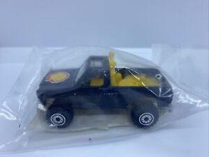 Vintage 1991 Hot Wheels Bywayman Shell Gas Promo Pick Up Truck NIP