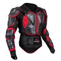 Armure Complète du Corps Veste de Moto Blouson de Motard Gilet Protection