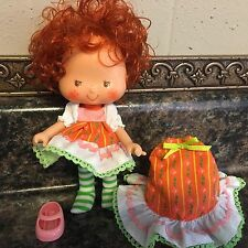 Vintage Strawberry Shortcake Dolls ~ CAFE OLE PARTY PLEASER ~ SSC Berry Sweet ~