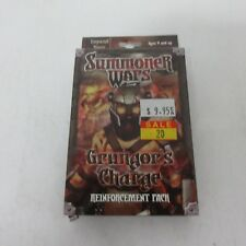 Plaid Hat Games Summoner Wars Grungor's Charge Pack NEW