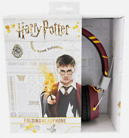 Harry Potter Gryffindor Crest Headphones for Ages 8 Upwards