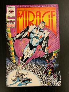 Second Life of Doctor Mirage #1 Valiant Comics