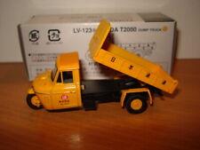 1/64 Tomica Limited Vintage TLV-123b Mazda T2000 dump truck
