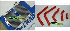 Honda CR125 CR125R CR 125R 05 06 07 2005 2007 2006 aluminium radiator + hose