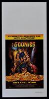 Plakat The Goonies Richard Donner Steven Spielberg Astin Brolin Cohen L157