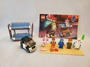 LEGO Movie #70818 Double Decker Couch - Complete, Minifigures, Instructions