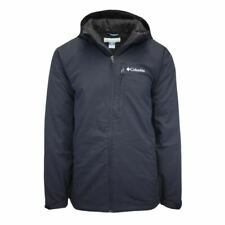 Columbia Men's Black Highland Alpine Jacket (Retail $140) 010
