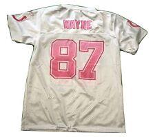 Reebok NFL Girls Youth Indianapolis Colts Reggie Wayne Football Jersey New L, XL