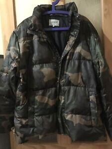 Carhartt Jacket (Camo Laurel Green) Size XL- Spring Sale
