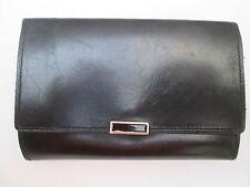 -AUTHENTIQUE portefeuille/porte-monnaie LE TANNEUR cuir  TBEG vintage 60's