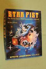 Star Fist board game by Steve Jackson Games USED 1311 Terran Space Fleet