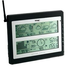 WEATHER STATION METEOTIME DUO SOLAR TFA 35.1100 4-DAY - FORECAST