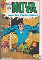 NOVA  53  LUG    COLLECTION SUPER HEROS