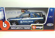 Bburago Mac 2 Security Team Collezione 24000