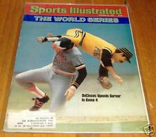 sports illustrated   oct 22 1979   decinces/garner