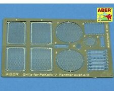 """1/35 ABER 35 G01 Grilles for Pz.Kpfw. V Ausf.A/D ''Panther"""" Sdkfz. 181"""