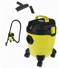 Wet and Dry Vacuum Cleaner Heavy Duty 10 Litre - 1000w Motor