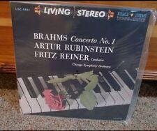 Classic Records Chicago Symphony (Reiner) - Brahms Concerto #1 lsc1831   180G LP